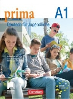 PRIMA A1. DEUTSCH FÜR JUGENDLICHE. Учебник по немски език за 8. клас интензивно (разширено) обучение