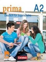 PRIMA A2. DEUTSCH FÜR JUGENDLICHE. Учебник по немски език за 8. клас интензивно (разширено) обучение